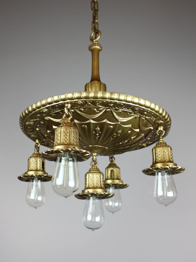 Antique light fixtures