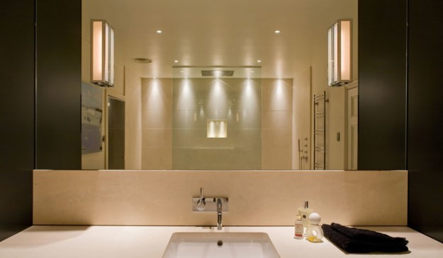 Bathroom light fixtures
