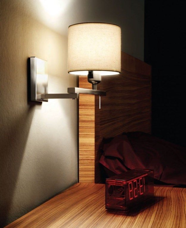 Bedroom lampshades