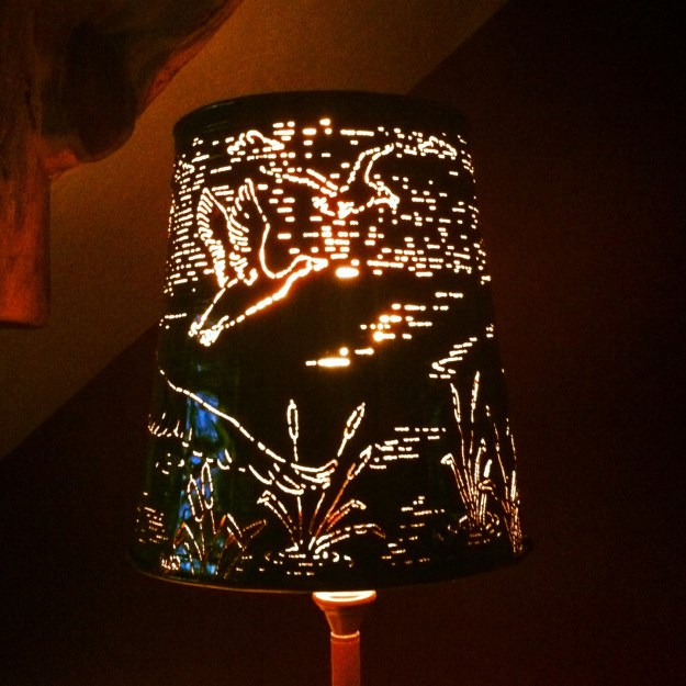 Custom lampshades