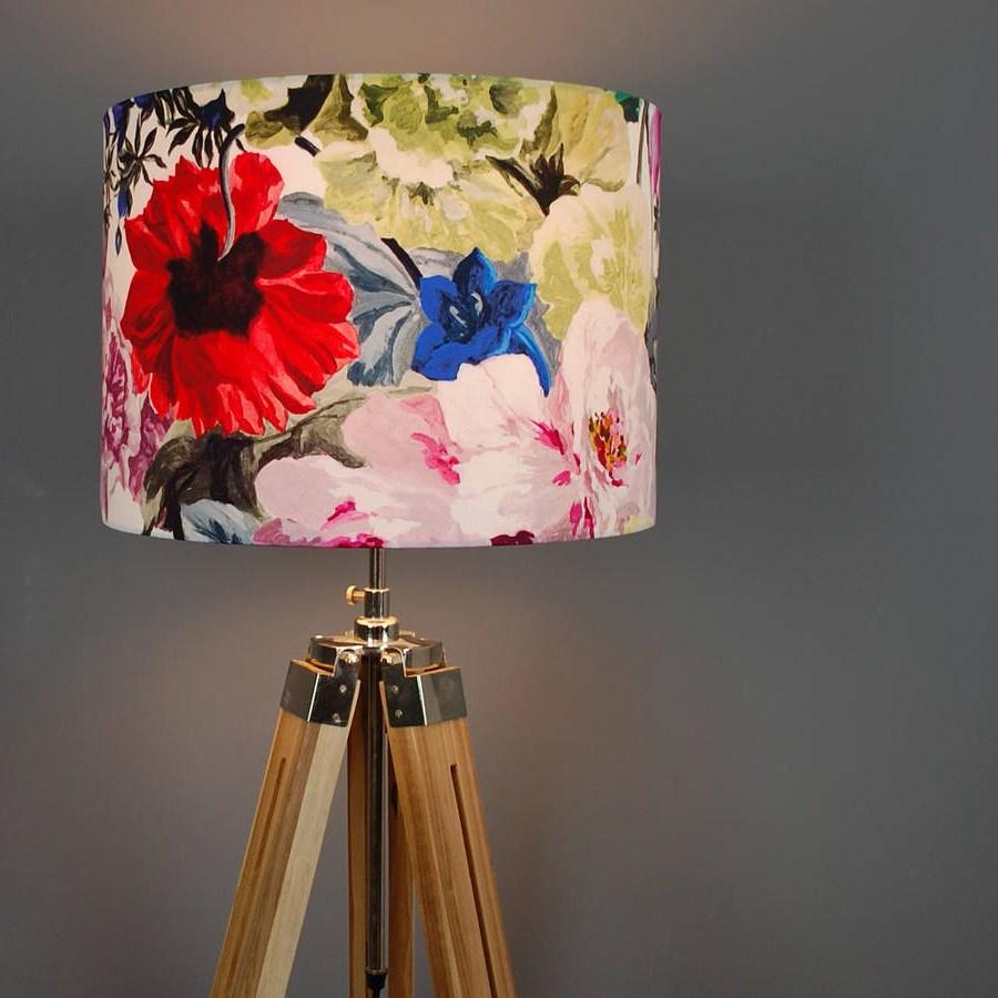 Designer lampshades
