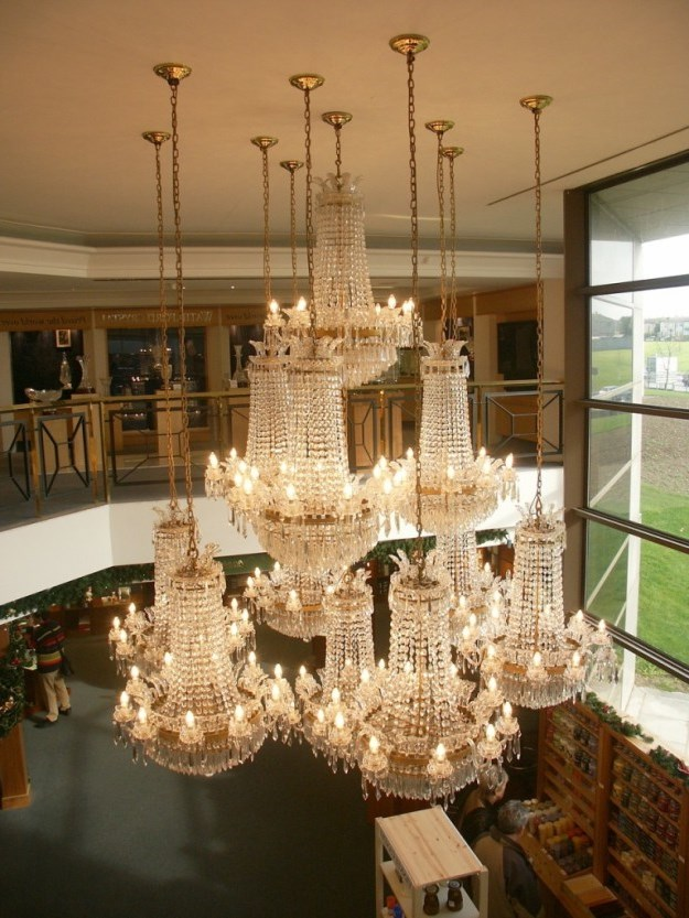 Foyer chandeliers