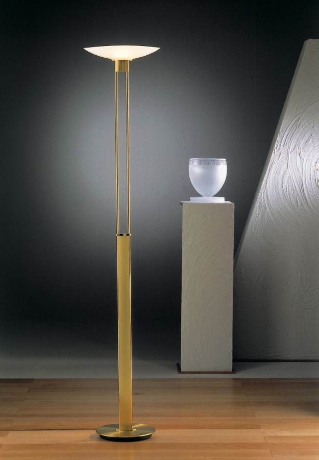 Halogen floor lamps