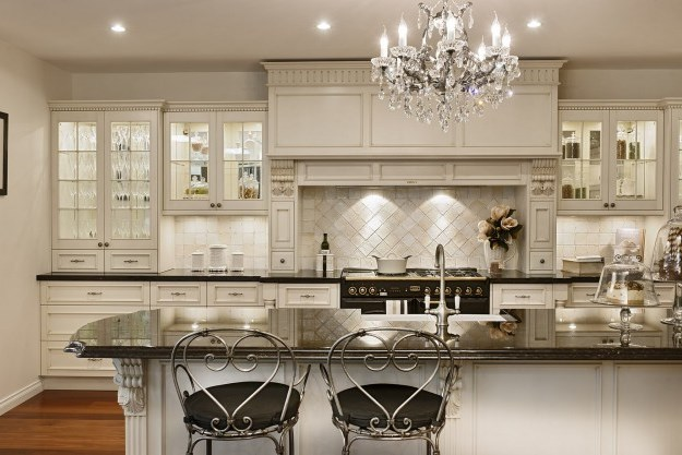 Kitchen chandeliers