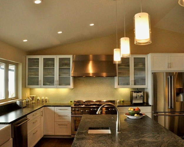 Kitchen light fixtures