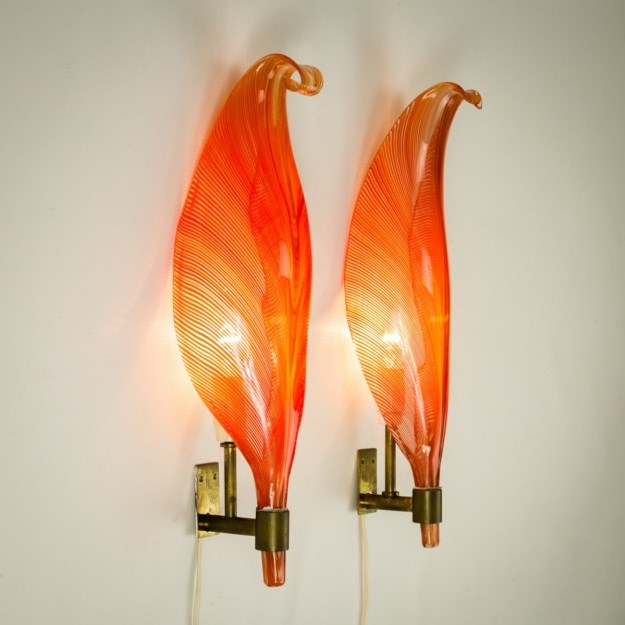 Long wall sconces