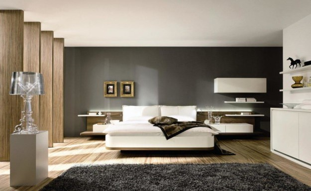 Modern lamps for bedroom