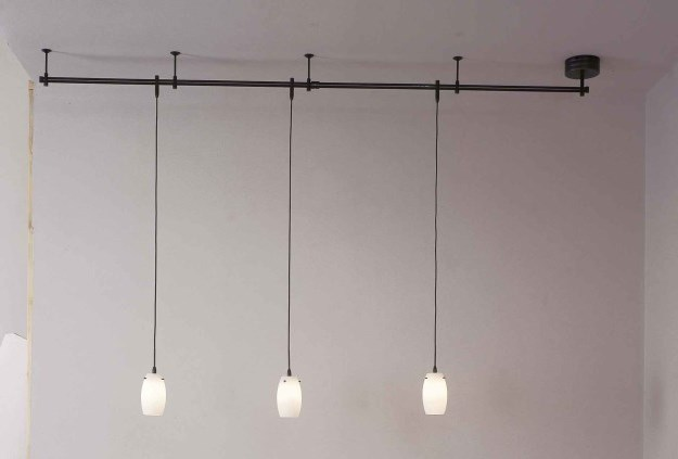 Modern track lighting