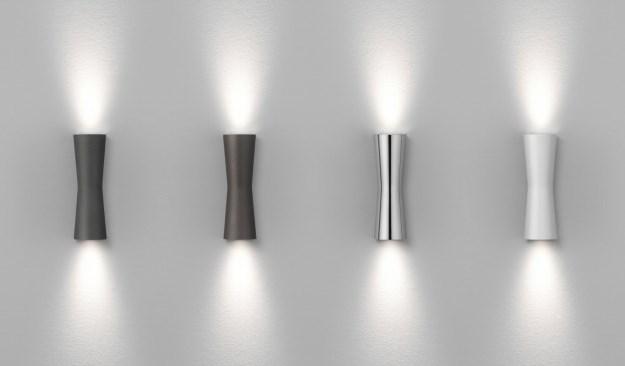 Modern wall light fixtures