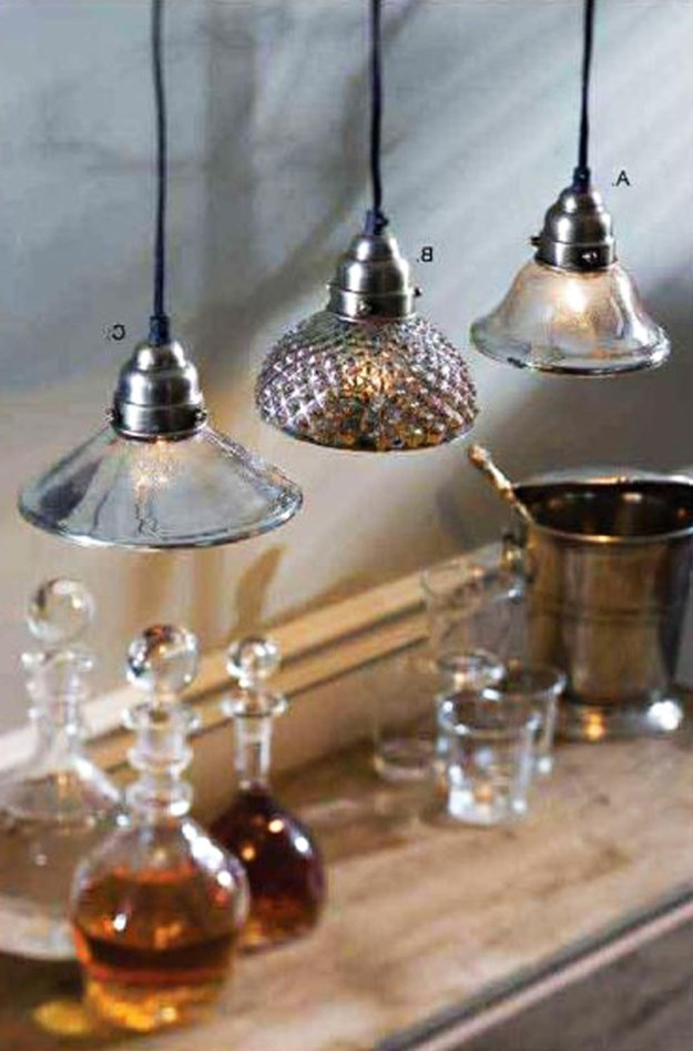 Pendant chandeliers