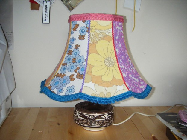 Retro Lampshades