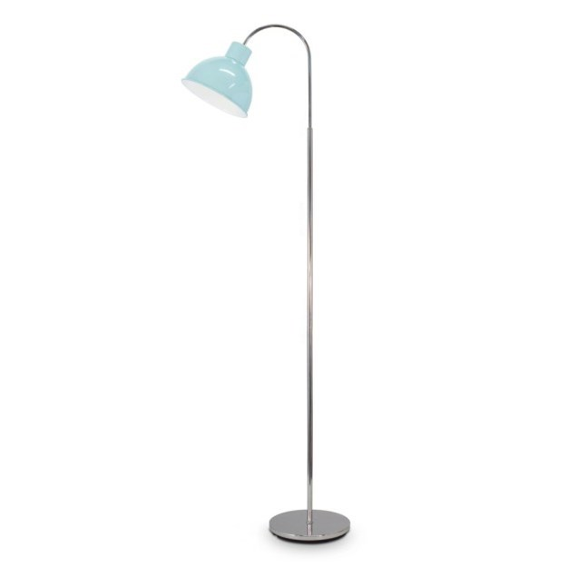 Short floor lamps