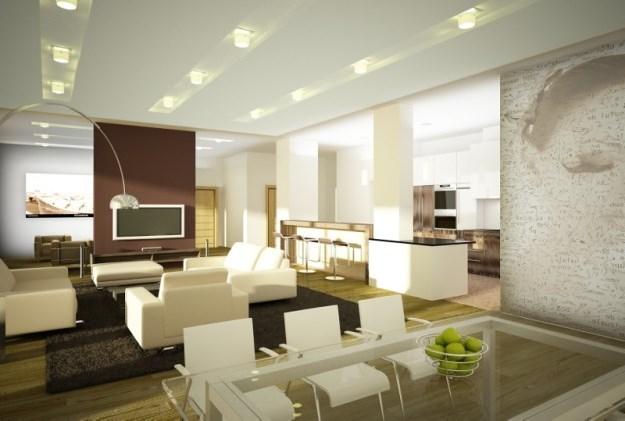 Wohnzimmer Beleuchtung Ideen
