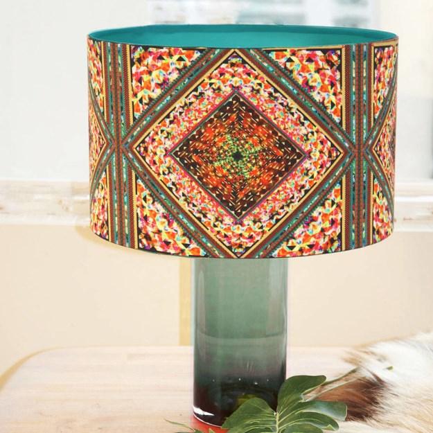 Vintage lampshades