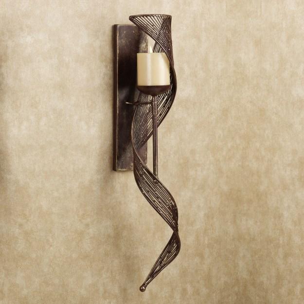 Wall candelabra