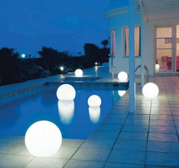 Modern Outdoor Lamps