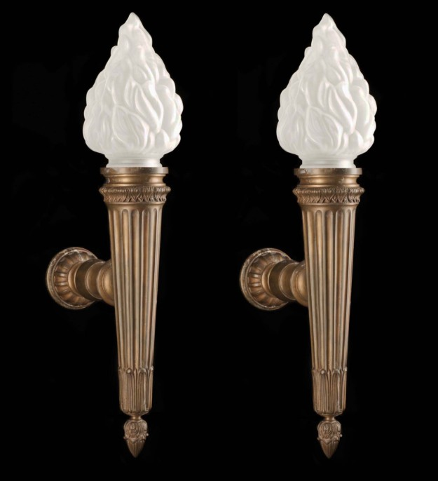 Torch Wall Sconce