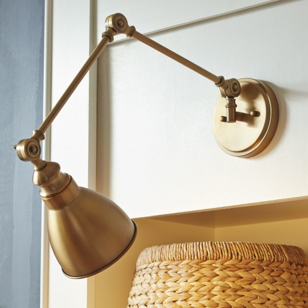Articulating Wall Sconce