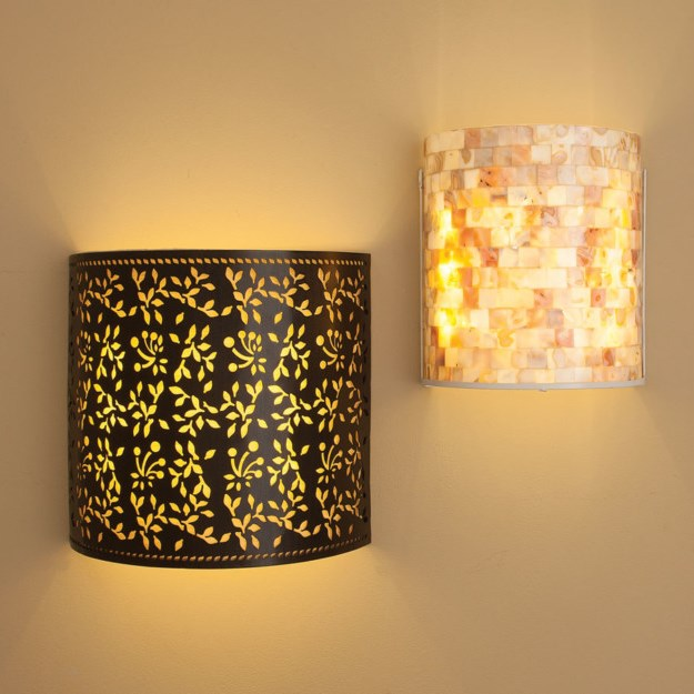 Battery operated wall lamps campernel designs - Battery operated wall light sconces ...