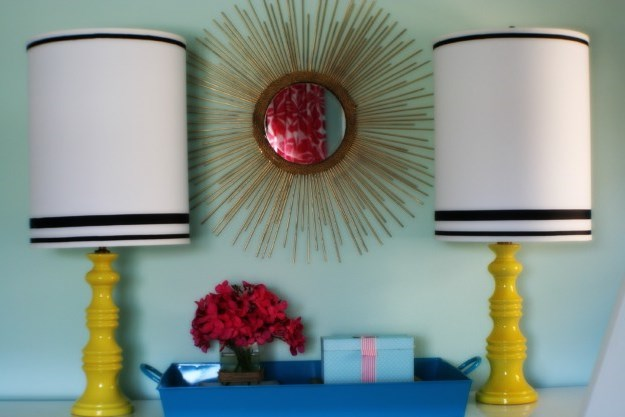 Oversized Lampshades