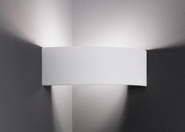 Corner Wall Sconce